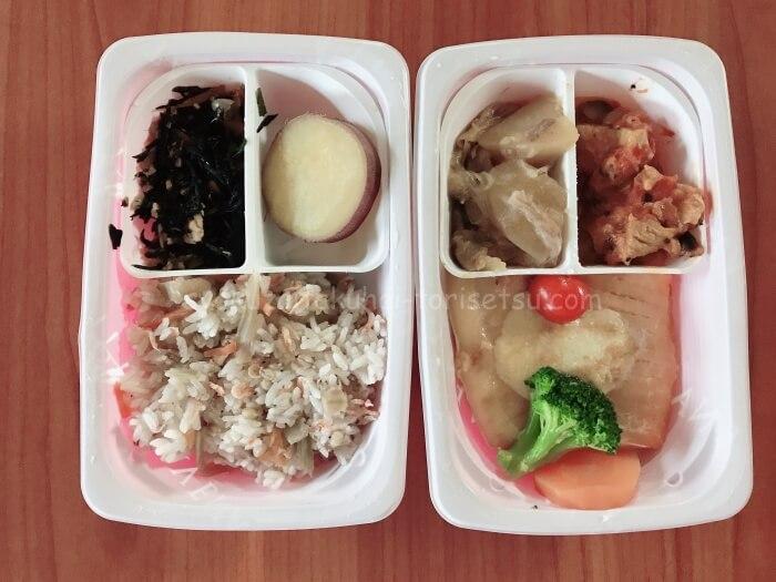 4食目のお弁当