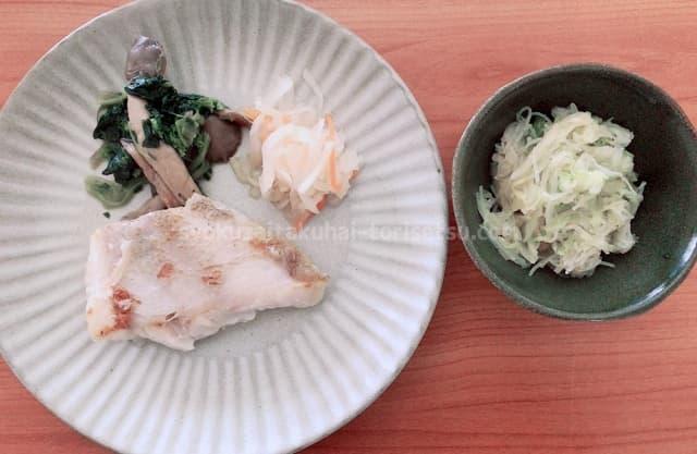 赤魚の粕漬焼き完成品