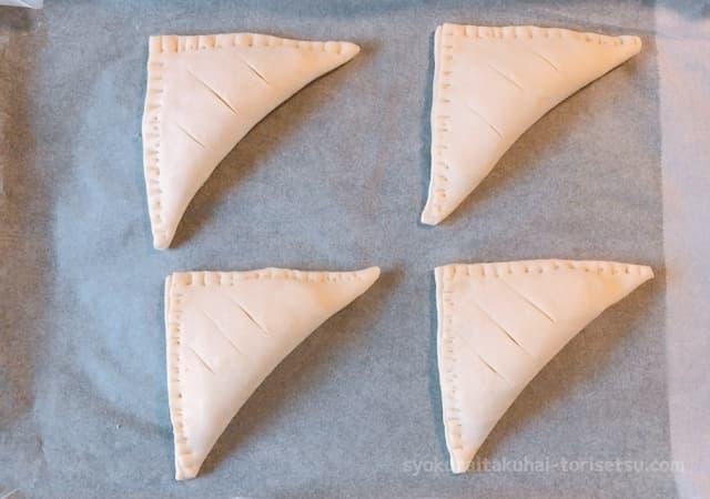 ハムチーズ成型