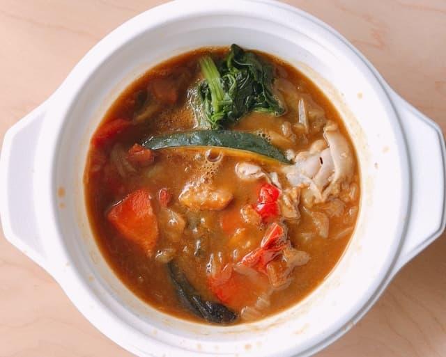 野菜カレー